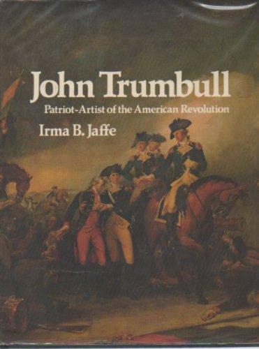 9780821204597: John Trumbull: Patriot-artist of the American Revolution