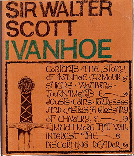 Ivanhoe: Bradbury, Christopher] Scott,