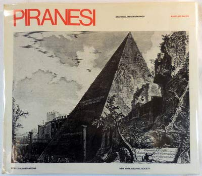 Piranesi: Etching and Engravings: Bacou, Roseline