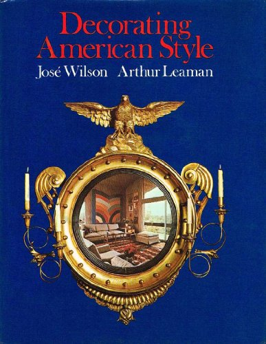 9780821206034: Decorating American Style