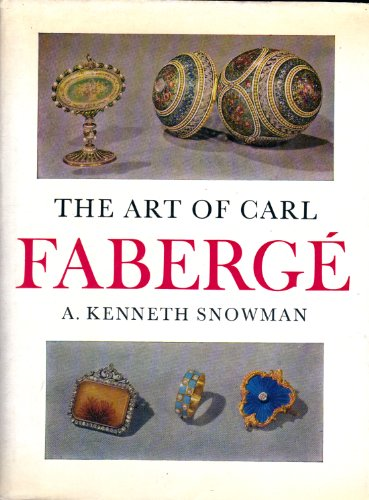9780821206096: Art of Carl Faberge
