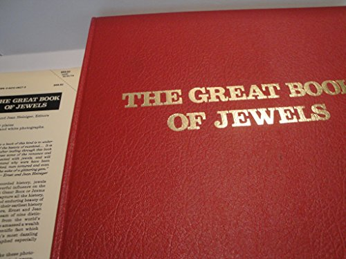 9780821206270: The Great Book of Jewels.