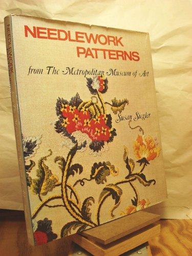 9780821206393: Needlework Patterns from the Metropolitan Museum of Art