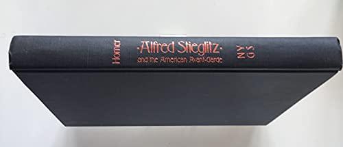 Alfred Stieglitz and the American Avant-Garde.: Stieglitz, Alfred] Homer, William Innes.
