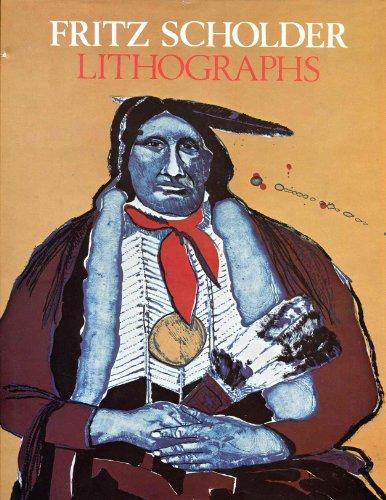 9780821206898: Fritz Scholder: Lithographs