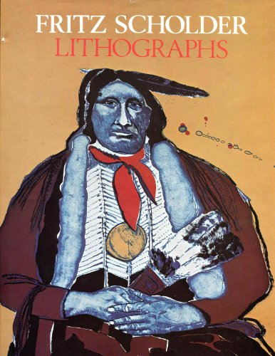 Fritz Scholder: Lithographs: Scholder, Fritz