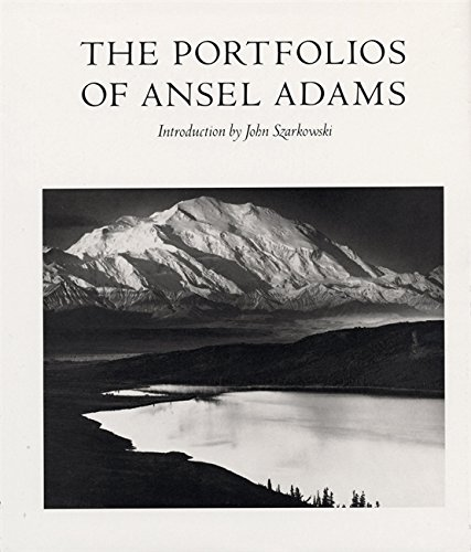 9780821207239: The Portfolios Of Ansel Adams