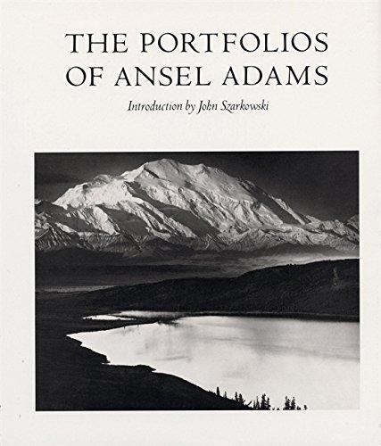 9780821207239: The Portfolios of Ansel Adams