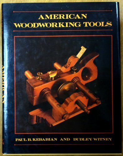 9780821207314: American Woodworking Tools