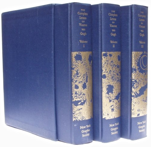 9780821207352 the complete letters of vincent van gogh