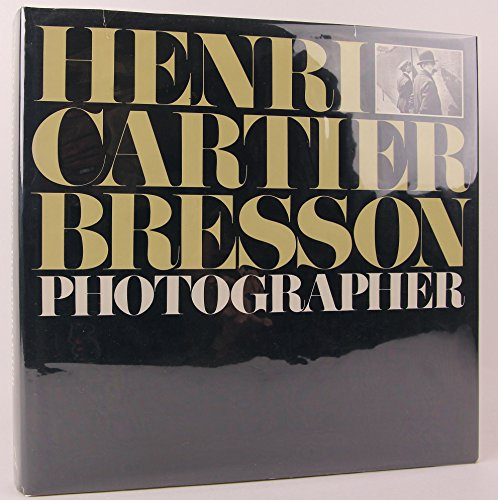9780821207567: Henri Cartier Bresson Photographr
