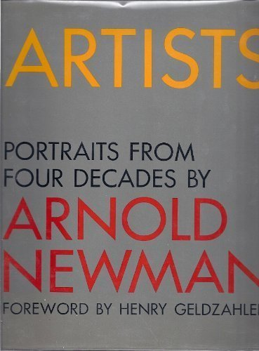 9780821210994: Artists: Portraits from Four Decades