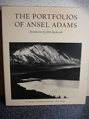 The Portfolios of Ansel Adams: Adams, Ansel