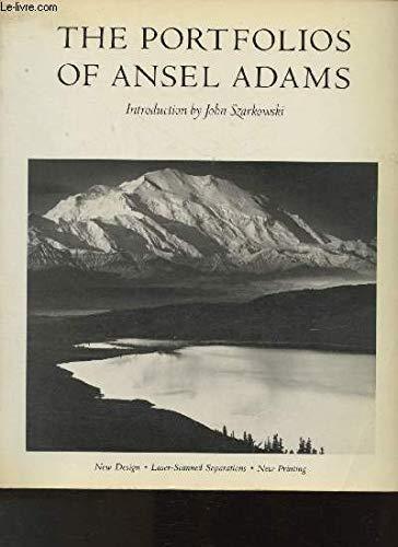 9780821211229: The Portfolios of Ansel Adams