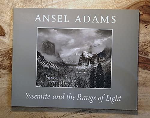 9780821215234: Yosemite & Range Of Light
