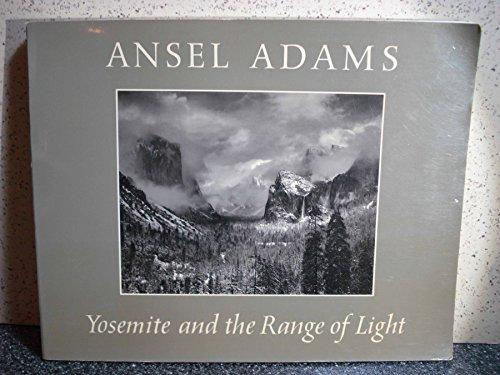 9780821215234: Yosemite and the Range of Light