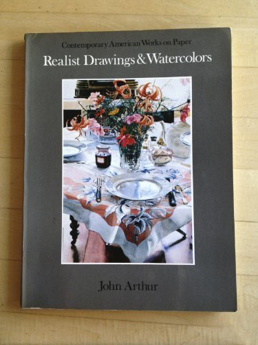 9780821215272: Realist Drawings and Watercolors: Contemporary American Works on Paper