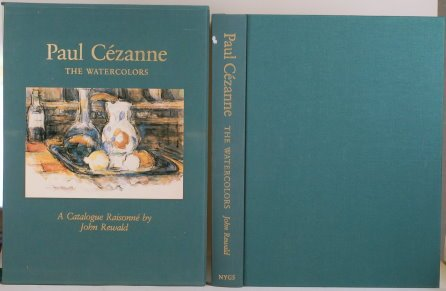 9780821215302: Paul Cezanne. The Watercolors. A Catalogue Raisonne.