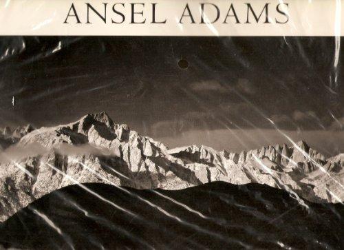 9780821215470: Ansel Adams Calendar 1984