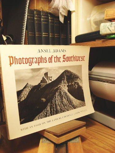 9780821215746: Photographs of the Southwest