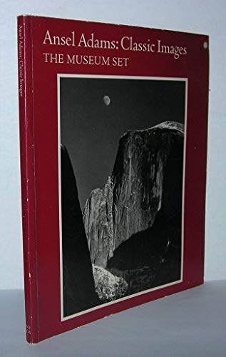 9780821216002: Title: Ansel Adams Classic images the museum set