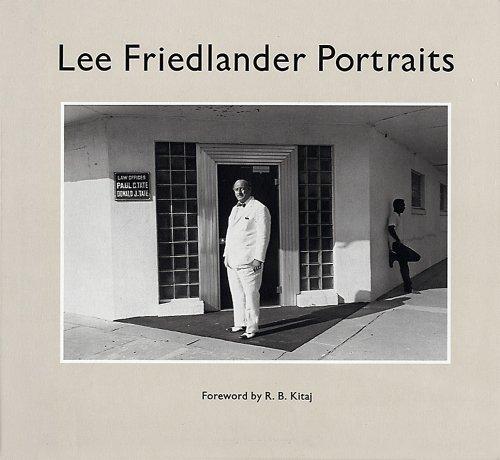 Lee Friedlander Portraits: Friedlander, Lee