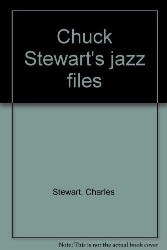 9780821216033: Chuck Stewart's jazz files