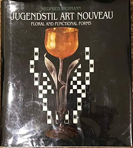 Jugendstil Art Nouveau Floral and Functional Forms: Wichmann, Siegfried