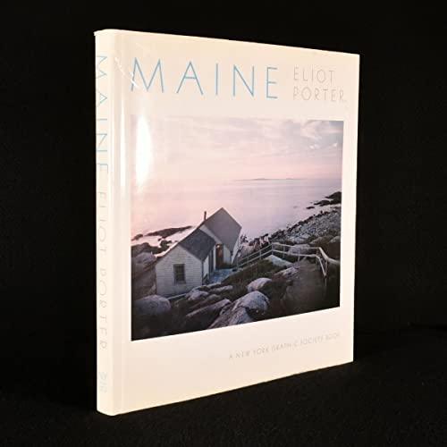 9780821216309: Maine (New York Graphic Society Book)