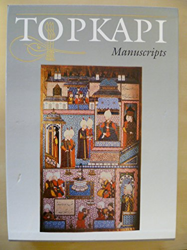 9780821216330: The Topkapi Saray Museum: The Albums and Illustrated Manuscripts