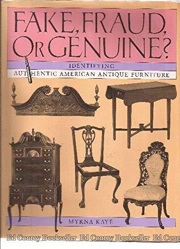 Identifying Authentic American Antique