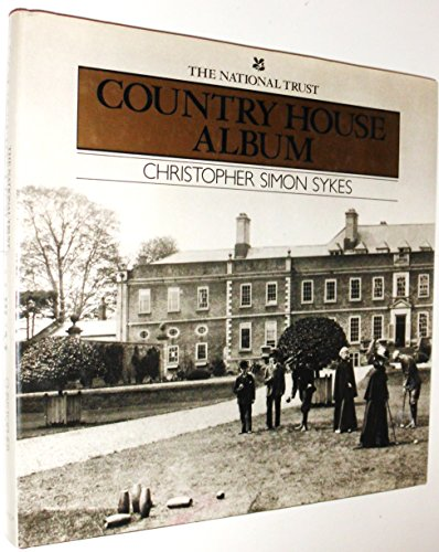 9780821217184: The National Trust: Country House Album