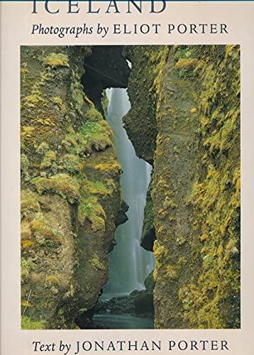 Iceland: Porter, Jonathan;Porter, Eliot