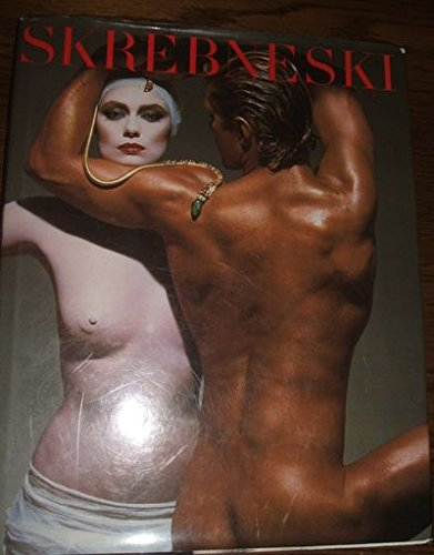 Skrebneski: Black White and Color Photographs 1949-1989. Signed by Victor Skrebneski.