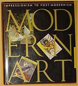 9780821217641: Modern Art: Impressionism to Post-Modernism