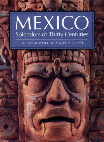 9780821217979: Mexico: Splendors of Thirty Centuries