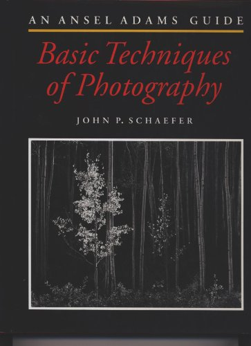 9780821218013: An Ansel Adams Guide : Basic Techniques of Photography (Book One)
