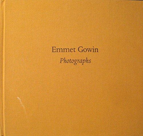 9780821218358: Emmet Gowin: Photographs
