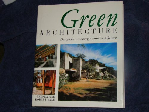 9780821218662: Green Architecture: Design for an Energy-Conscious Future