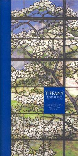 9780821218785: Tiffany Address Book