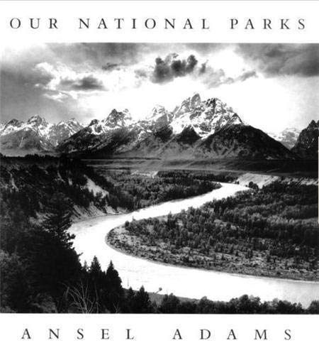 9780821219102: Ansel Adams: Our National Parks