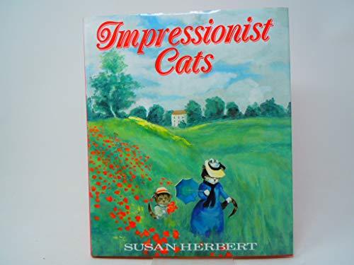 9780821219584: Impressionist Cats