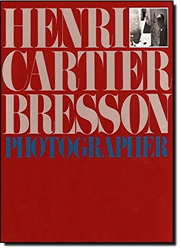 9780821219867: Henri Cartier-Bresson: Photographer