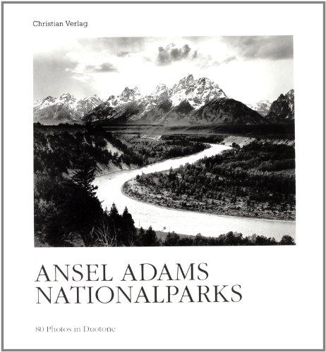 9780821220337: Ansel Adams Nationalparks