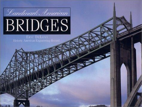 9780821220368: Landmark American Bridges