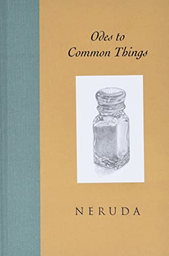 Odes to Common Things, Bilingual Edition: Pablo Neruda; Ferris