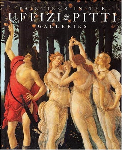 9780821220849: Paintings Of Uffizi Gallery