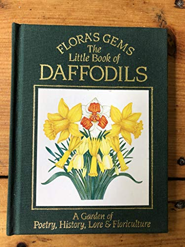 9780821221006: Flora's Gems: The Little Book of Daffodils