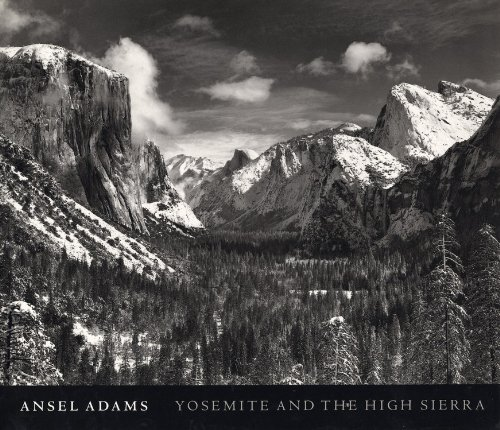 9780821221341: Yosemite and the High Sierra