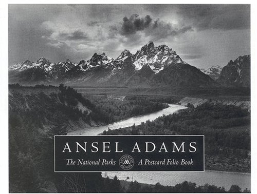 Ansel Adams Postcards: The National Parks 3: Ansell Adams